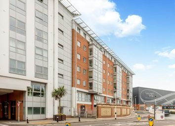 Thumbnail 1 bedroom flat for sale in The Round House, Gunwharf Quays, Portsmouth, Hampshire