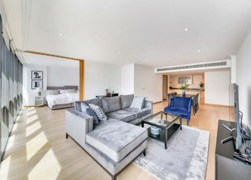 Thumbnail 3 bed flat to rent in Merdian House, Battersea, London