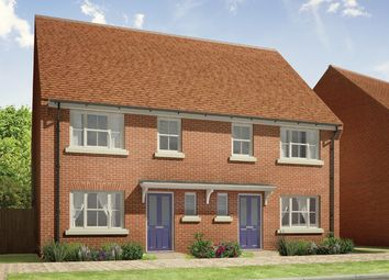 "Thumbnail 4 bed property for sale in ""The Sandling"" at Avocet Way, Ashford"