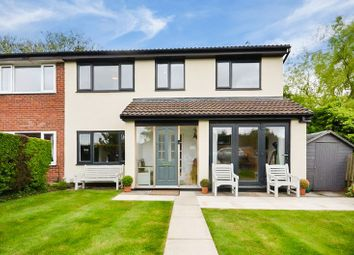 Thumbnail 5 bed semi-detached house for sale in 45 Bromley Road, Macclesfield
