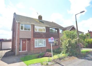 Thumbnail 3 bedroom semi-detached house for sale in Conway Road, Hucknall, Nottingham