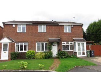 Thumbnail 2 bed terraced house for sale in Walton Heath, Bloxwich, Walsall