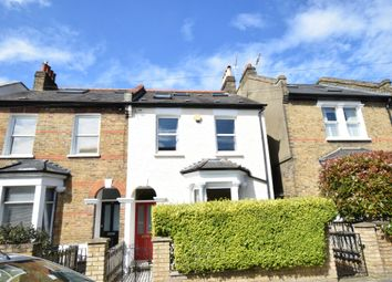 Thumbnail 4 bed semi-detached house for sale in Russell Road, Wimbledon, London