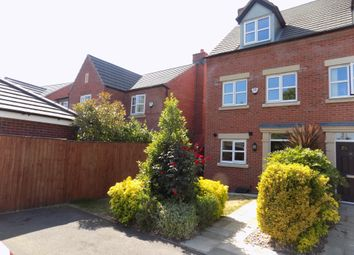 Thumbnail 3 bed town house for sale in Winnington Old Lane, Winnington, Northwich