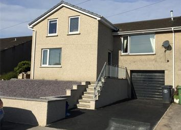 Thumbnail 4 bed semi-detached house for sale in Scafell Drive, Kendal, Cumbria