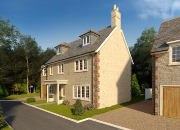 Thumbnail 5 bed detached house for sale in Eynsham, West Oxford