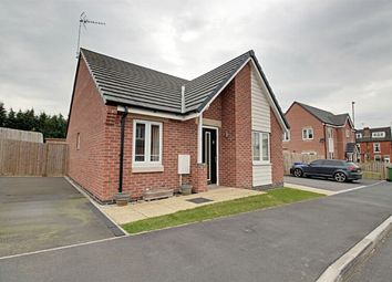 Thumbnail 2 bed detached bungalow to rent in Woodlands Way, Spion Kop, Mansfield, Nottinghamshire