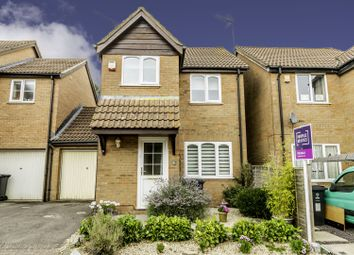 Thumbnail 3 bed link-detached house for sale in Yarnton Close, Swindon