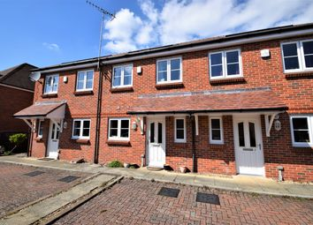 Thumbnail 2 bed terraced house for sale in Hunts Close, Colden Common, Winchester