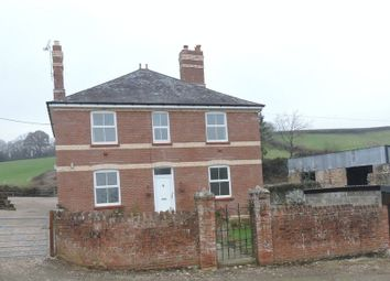 Thumbnail 4 bedroom farmhouse to rent in Chudleigh, Newton Abbot