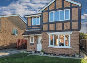 Thumbnail 4 bed detached house for sale in Richards Way, Thornton-Cleveleys