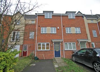 Thumbnail 3 bedroom town house for sale in Stanhope Avenue, Carrington, Nottingham