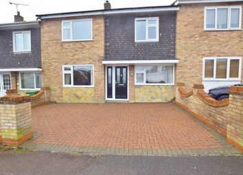 Thumbnail 3 bed terraced house for sale in Bourne Avenue, Laindon, Basildon