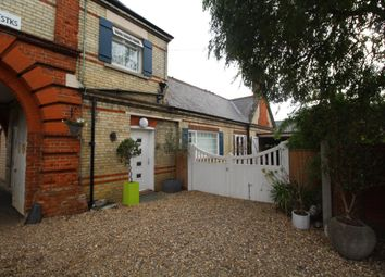 Thumbnail 2 bed farmhouse to rent in Chapel Street, Exning, Newmarket