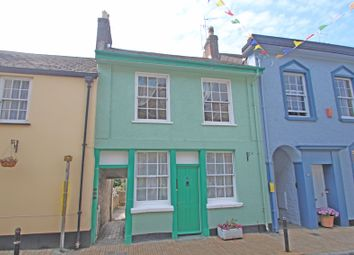 Thumbnail 2 bed cottage to rent in Fore Street, Plympton St Maurice, Plymouth