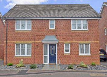 Thumbnail 4 bed detached house for sale in Corsair Close, Lee-On-The-Solent, Hampshire