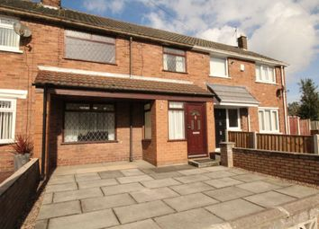 Thumbnail 3 bed terraced house to rent in Eastway, Widnes