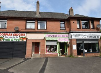 Thumbnail 3 bed flat to rent in Paisley Road, Renfrew