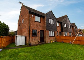 Thumbnail 2 bedroom end terrace house for sale in Weaverdale, Shoeburyness