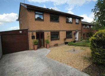Thumbnail 2 bed semi-detached house for sale in St Oswalds Close, Blackburn, Lancashire