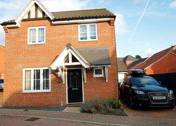 Thumbnail 4 bed detached house for sale in Elm Close, Martlesham, Woodbridge