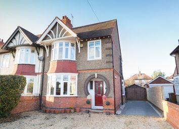 Thumbnail 3 bed semi-detached house for sale in Northampton Road, Wellingborough