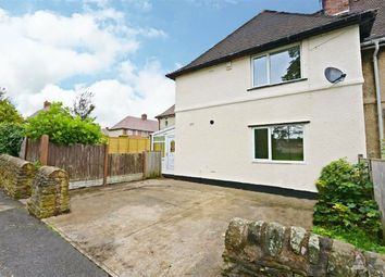Thumbnail 3 bed semi-detached house for sale in Stand Road, Newbold, Chesterfield, Derbyshire