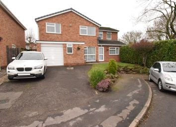 4 bed detached house for sale in Stonebury Avenue, Eastern Green, Coventry CV5