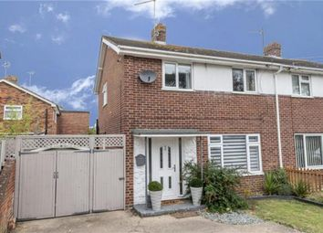 Thumbnail 3 bed semi-detached house for sale in Old Bridge Road, Whitstable, Kent