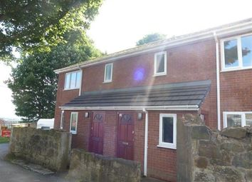 Thumbnail 1 bed flat to rent in Victoria Road, Coedpoeth, Wrexham
