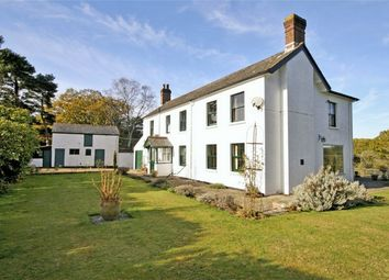 Thumbnail 4 bed detached house for sale in Crow, Ringwood, Hampshire