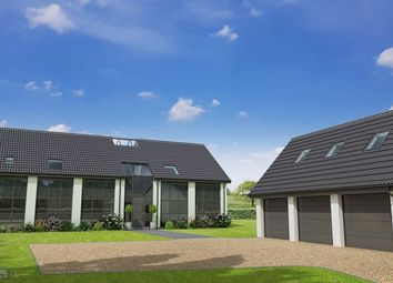 Thumbnail 6 bed semi-detached house for sale in Langmere Lakes, Old Church Road, Frettenham, Norwich