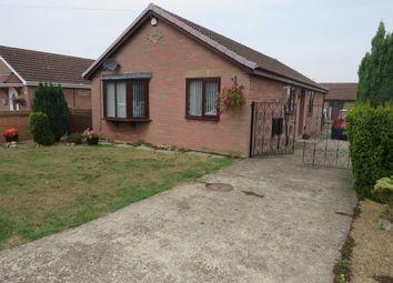 Thumbnail 3 bed detached bungalow for sale in Hoddesdon Crescent, Dunscroft, Doncaster