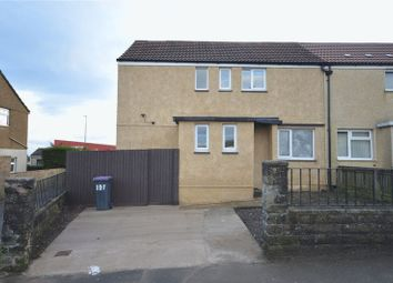 Thumbnail 3 bed semi-detached house to rent in Lasgarn View, Varteg, Pontypool