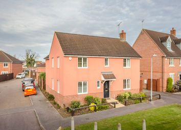 Thumbnail 4 bed detached house to rent in The Pastures, Brewers End, Takeley, Bishop's Stortford