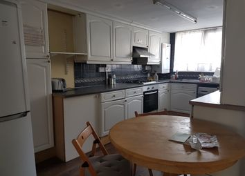 Thumbnail 4 bed maisonette to rent in Shirley Road, London