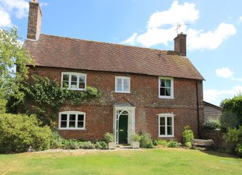 Thumbnail 4 bed detached house to rent in Tichborne, Alresford, Hampshire
