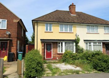 Thumbnail 3 bed semi-detached house for sale in Clarke Way, Watford