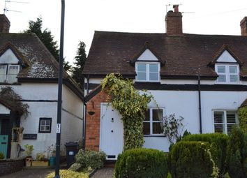 Thumbnail 1 bed end terrace house for sale in Church Lane, Cubbington, Leamington Spa, Warwickshire