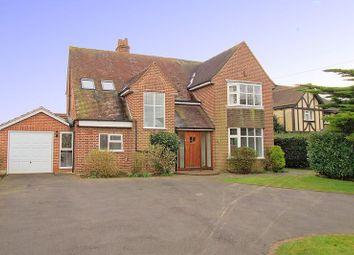Thumbnail 4 bed detached house for sale in Gossamer Lane, Aldwick, Bognor Regis