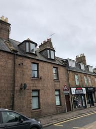 Thumbnail 2 bedroom flat to rent in Queen Street, Peterhead, Aberdeenshire
