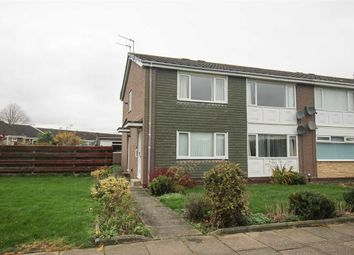 Thumbnail 2 bed flat for sale in Gainsborough Place, Southfield Green, Cramlington