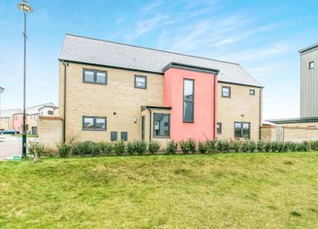 Thumbnail 4 bed detached house for sale in Fen Bight Walk, Ipswich