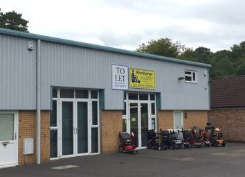 Thumbnail Industrial to let in Unit 5 Sherborne Business Park, Sherborne