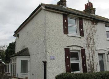 Thumbnail 2 bed end terrace house to rent in Bogshole Lane, Herne Bay