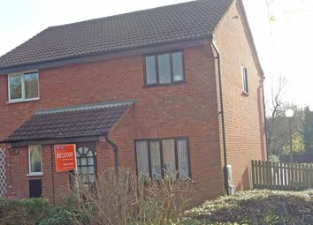 2 bed detached house to rent in Lundholme, Heelands MK13