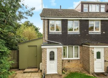Thumbnail 2 bedroom terraced house for sale in Webb Crescent, Chipping Norton
