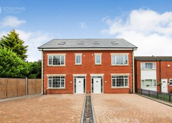Thumbnail 5 bed semi-detached house for sale in Slack Fold Lane, Bolton