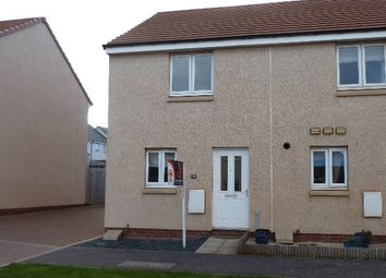 Thumbnail 2 bed terraced house to rent in Fairbairn Way, Dunbar, East Lothian