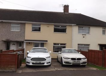 Thumbnail 3 bed terraced house for sale in Summerwood Lane, Clifton, Nottingham